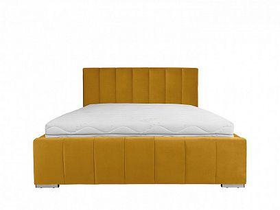 ALLOS postel 160, žlutá