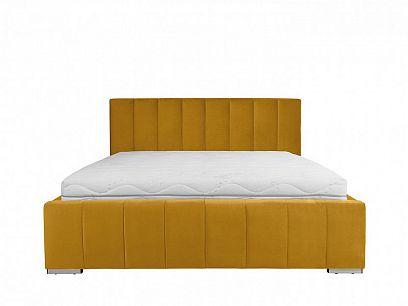 ALLOS postel 180, žlutá