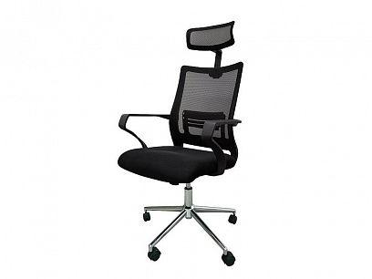 THESOS kancelářská židle, černá