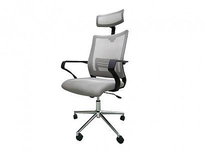 THESOS kancelářská židle, šedá