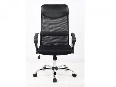 PREZIDENT New kancelářská židle, černá